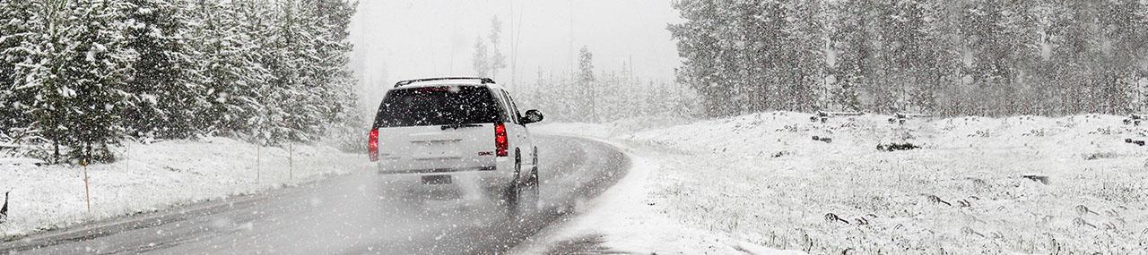 Votre (assurance) auto prête pour l'hiver
