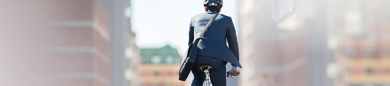 Aller au travail en vélo: que des avantages!